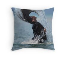Flick Throw Pillow