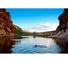 Glen Helen Gorge Photographic Print