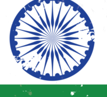 Flag of India Sticker