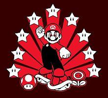 Mario by SJ-Graphics