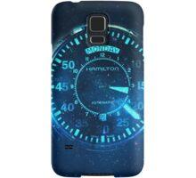 Watch Hamilton Pilot Samsung Galaxy Case/Skin