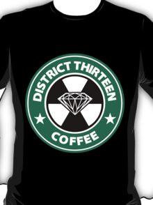 Starbucks District Thirteen Hunger Games T-Shirt