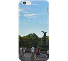 Bethesda Fountain iPhone Case/Skin