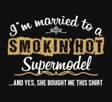 Funny Supermodel T-shirt by musthavetshirts