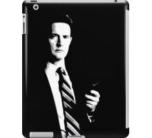 Special Agent Dale Cooper iPad Case/Skin