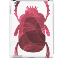 The Ever-Playful Mew | Egyptian Scarab Beetles  iPad Case/Skin
