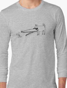 Doggy Bone Long Sleeve T-Shirt