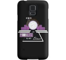 The Moonlite All-Nite Diner Samsung Galaxy Case/Skin