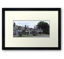 Kenmore Village Framed Print