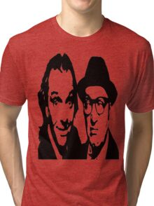 Bottom - Richie and Eddie Tri-blend T-Shirt