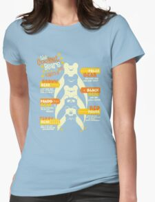 The Coolest Bears on Earth Womens Fitted T-Shirt