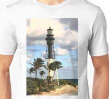 Hillsboro Inlet Lighthouse, Pompano Beach, Florida Unisex T-Shirt