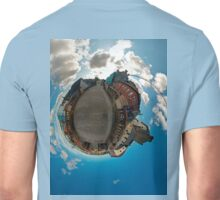 City Walls of Derry at Ferryquay Gate Unisex T-Shirt