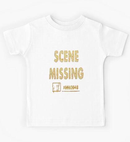 Scene Missing Kids Tee