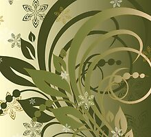 olive branch by VioDeSign