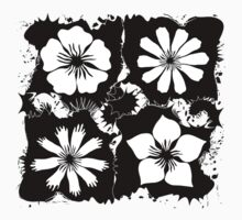 ink flowers by VioDeSign