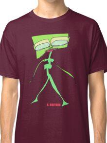 Alien Fashion Model Classic T-Shirt