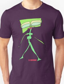 Alien Fashion Model Unisex T-Shirt