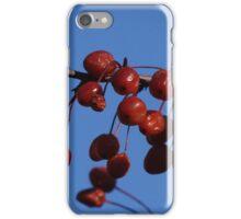 Cherries on the tree iPhone Case/Skin