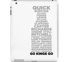 2012 Cup (Light) iPad Case/Skin
