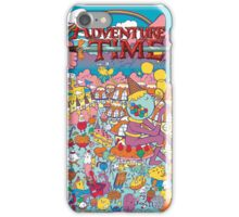 Adventure time iPhone Case/Skin