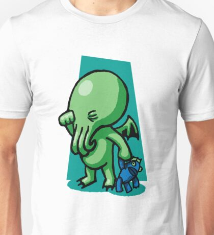 Sleepytime Cthulhu Unisex T-Shirt