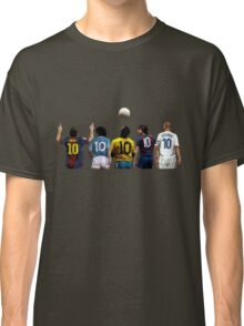 Top Number Tens Classic T-Shirt