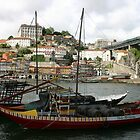 Porto (Portugal) by unbelier