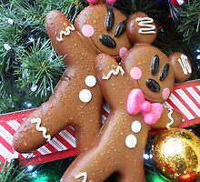 Gingerbread Mice  by HellyJelly