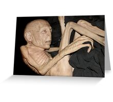 Voldemort has shrunk Greeting Card