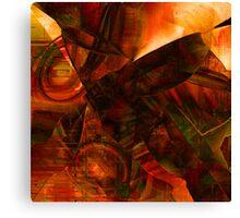 Overcome Canvas Print
