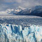 Puerto Moreno glacier  by jemskeee