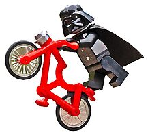 Jedi Bike tricks - colour by playwell