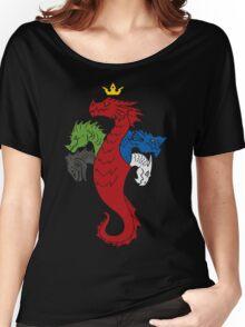 Regina Draconum (dark) Women's Relaxed Fit T-Shirt