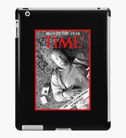 The Big Lebowski - Are you a Lebowski Achiever? iPad Case/Skin