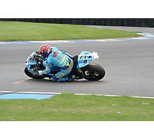 Chris Walker ( stalker)  Rizla Suzuki Superbikes. Photographic Print