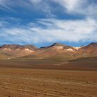 Surreal Sandscape by jemskeee