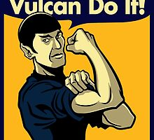 Vulcan Do It! by Blueswade