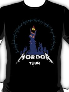 The Road to Mordor T-Shirt