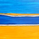 Beach II by Kylie Blakemore