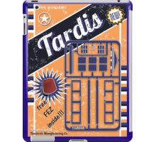 TIMELORDS GADGET VINTAGE iPad Case/Skin