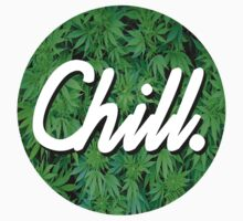 Chill Circle 3 by 10813Apparel
