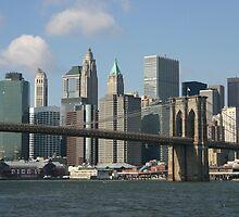 The Bridge      **BROOKLYN** by unbelier