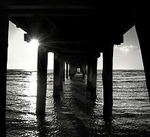The Pier... by Basia McAuley