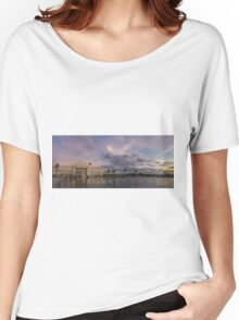 BACOLOD CITY - PANORAMA Women's Relaxed Fit T-Shirt
