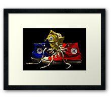 All Star II Framed Print