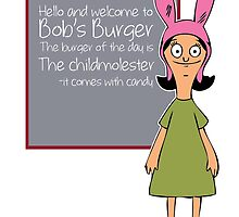 Louise Belcher by cursis