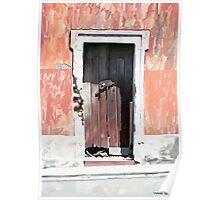 HC 24 Door Poster
