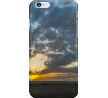 SUNSET - PANORAMA iPhone Case/Skin