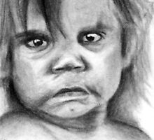 Aboriginal Child by Rosie Call